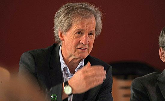 """Vortrag von Jo Leinen """"Klimawandel und Klimaschutz"""""""