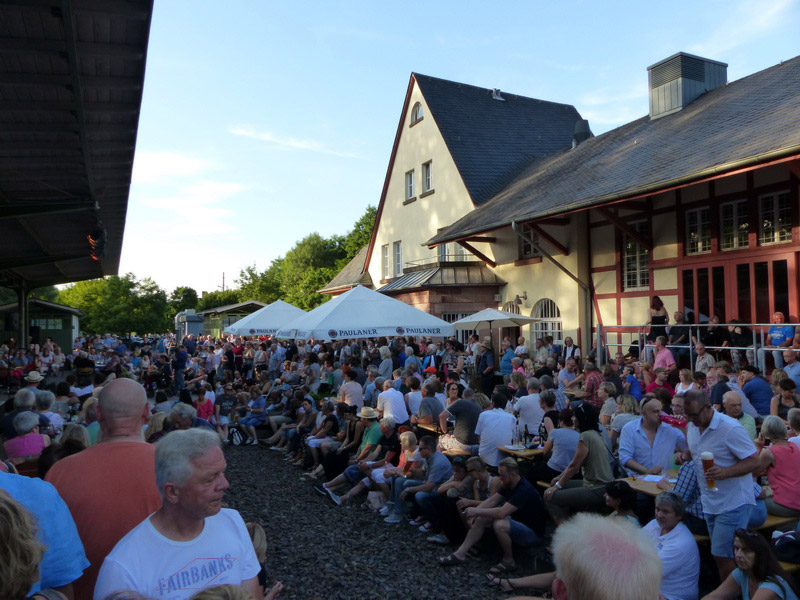 Open-Air-Konzertreihe startet am 30. Juni